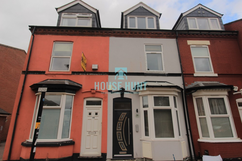 14 Grange Road, Selly Oak, Birmingham, B29 6AP